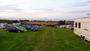 Campsite view 15